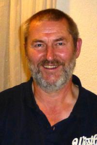 Vereinsvorstand Gerd Lehmann